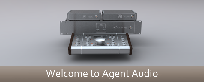 Welcome to Agent Audio